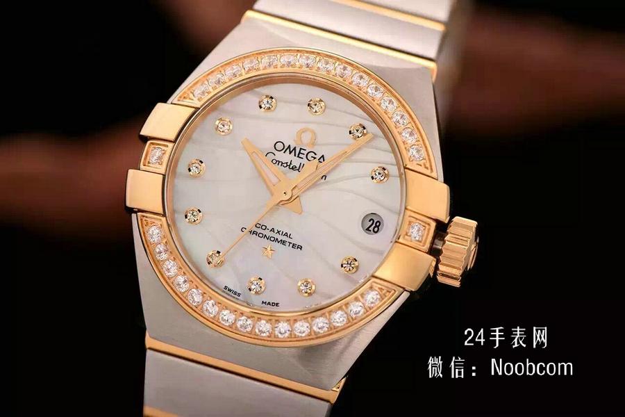 VS厂8500机芯的欧米茄女士腕表可以入手吗