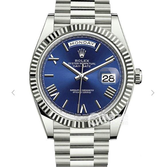 精高仿劳力士星期日历型系列228239男士全自动机械手表