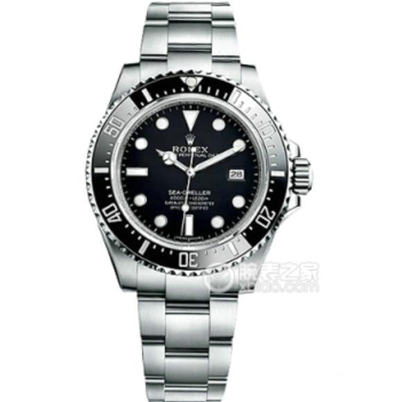 一比一精仿劳力士116600海使型4000小鬼王v7终极版男士手表