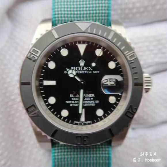 n厂劳力士游艇名仕系列268655-Oysterflex bracelet