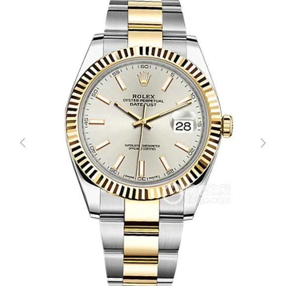 一比一劳力士日志型II系列126333经典男士手表