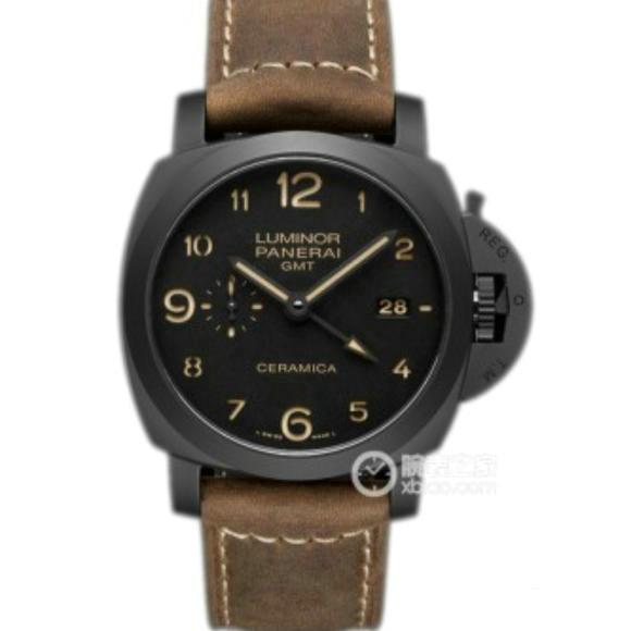 顶级复刻沛纳海VS升级版pam00441/PAM441男士机械手表