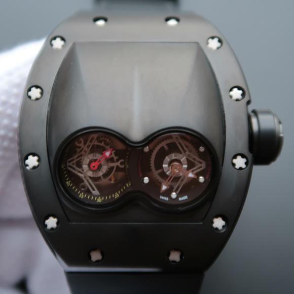 理查德米勒 RM053 裸眼3D新款 非常有创意理查德