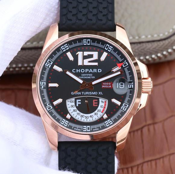 V6萧邦CHOPARD赛车经典系列161264-5001自动机械手表