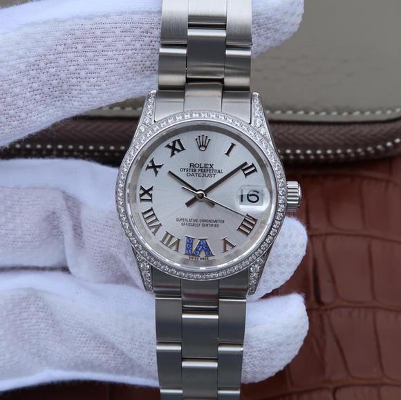 劳力士日志系列178383女士31mm直径手表 顶级复刻表