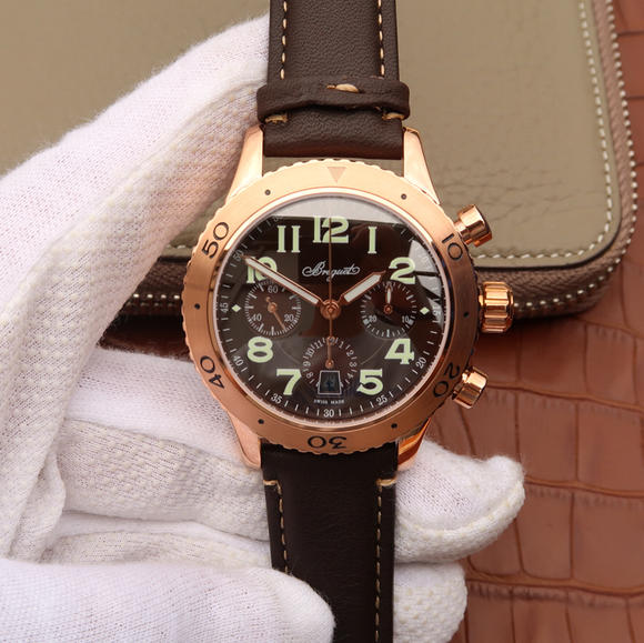 LH宝玑TYPE XX - XXI - XXII 系列男士手表高端运动腕表男士手表