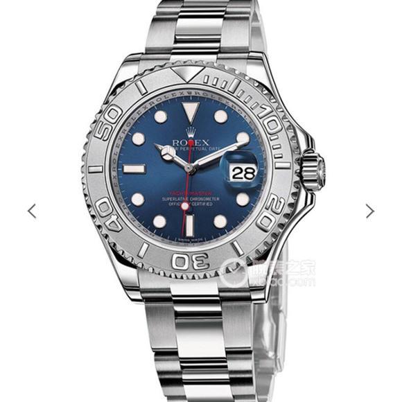 AR劳力士游艇名士型268622蓝盘 中性女士款新款手表,瑞士2824自动机械,。精钢表带 中性腕表 904l