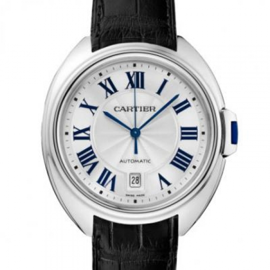 XF卡地亚钥匙系列WSCL0018男士机械皮带手表(xf厂v2升级版)