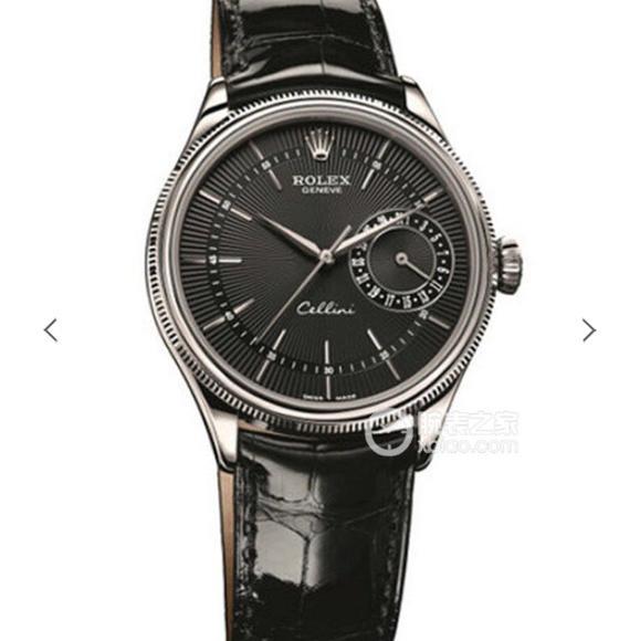MKS劳力士切利尼系列50515 功能男士机械手表