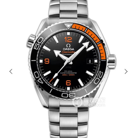 "VS欧米茄海洋宇宙600米""四分之一橙""终于来1.1开模 VS自产一体机芯 男士腕表"