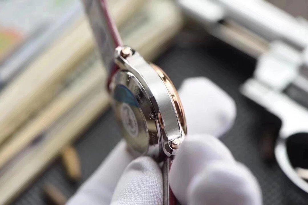 【NR厂匠心之作】萧,邦Chopard【原版开模】快乐钻石系列最新款搭载2892机芯
