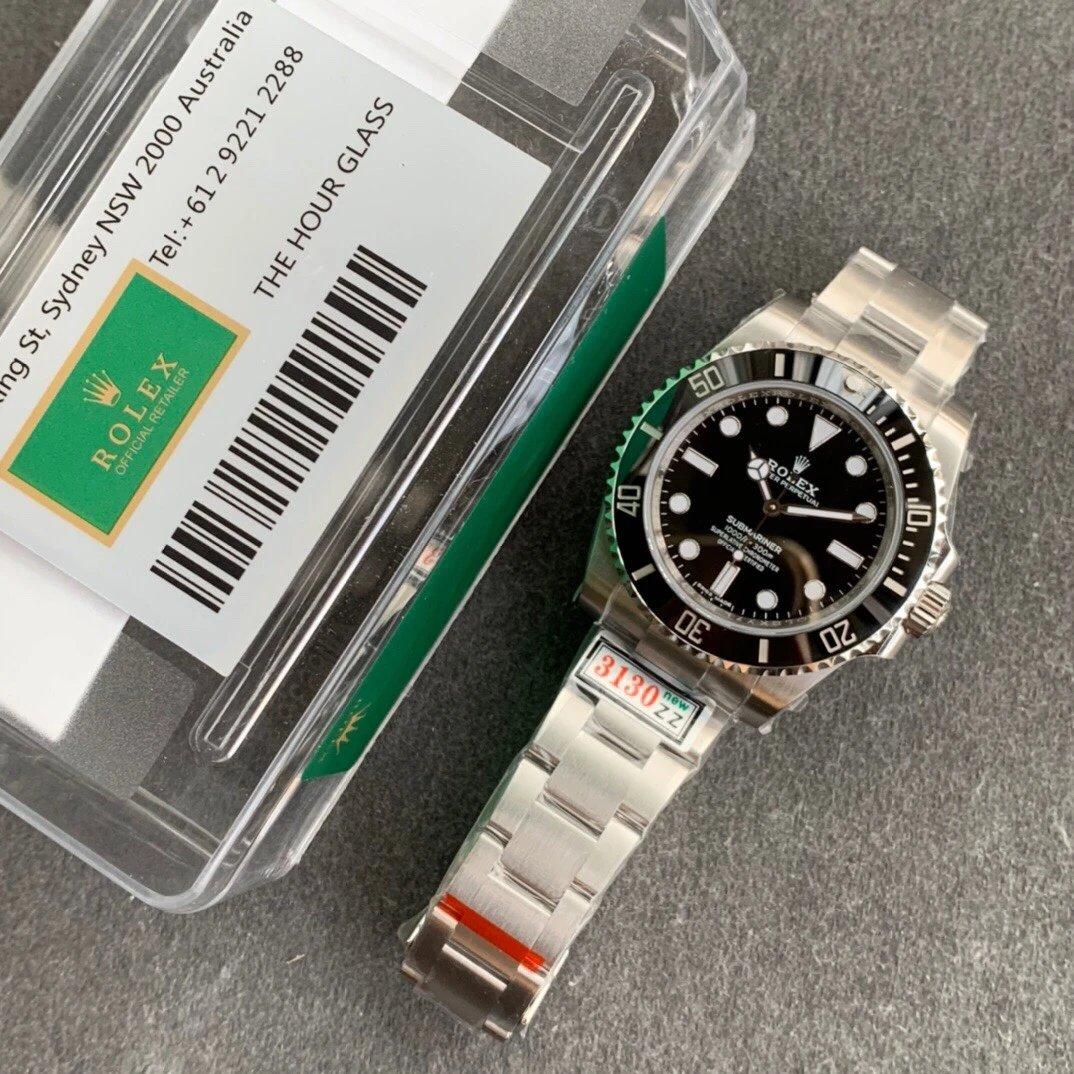 ?ZZ厂V2S版黑水鬼,904L精钢版本直径40mm,市场最高版本搭载2836自动机芯、超级防水超强夜光手表