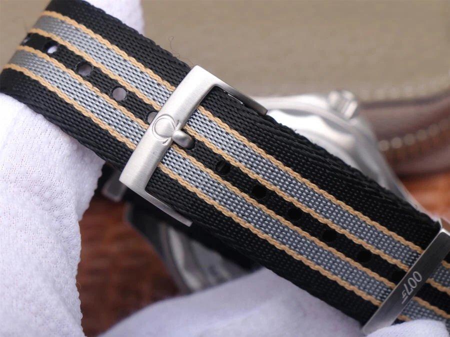 【新款推荐少量货】VS厂欧米茄海马300米邦德007-无暇赴死。男士腕表,精钢表带,自动机械机芯,透底