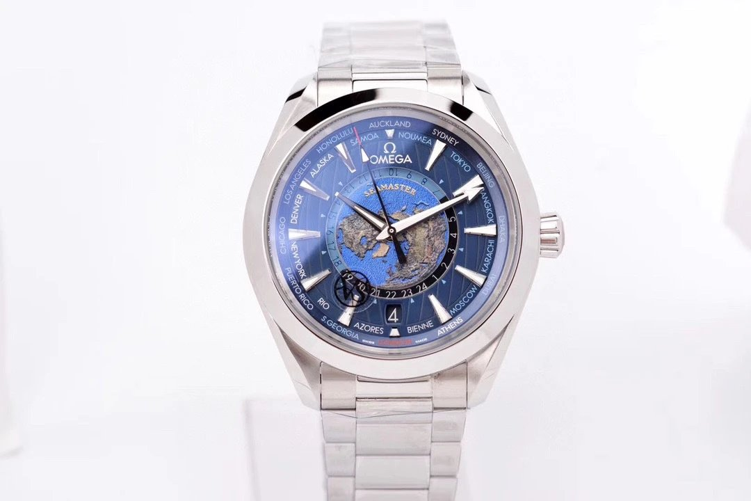 VS厂欧米茄海马系列世界时复刻手表怎么样、多少钱