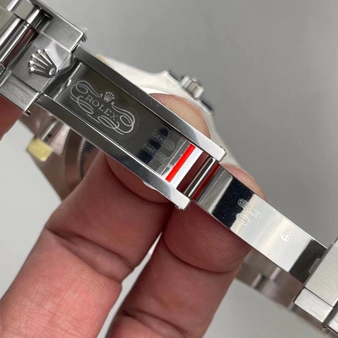 C厂水鬼,V4圈口,AR钢带,实芯中轴,表针顶级打磨无毛刺,集百家之长[旺柴]